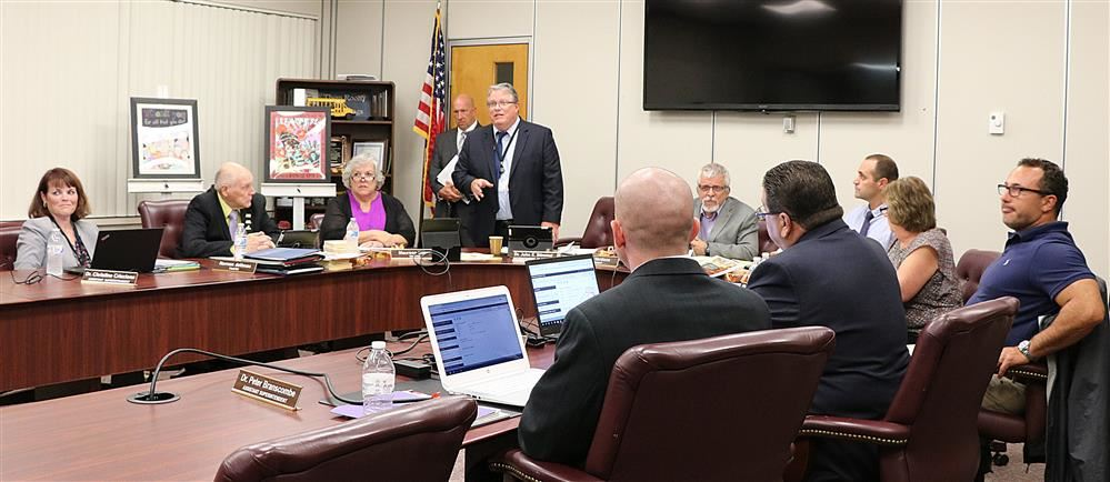 October is Board Members Recognition Month