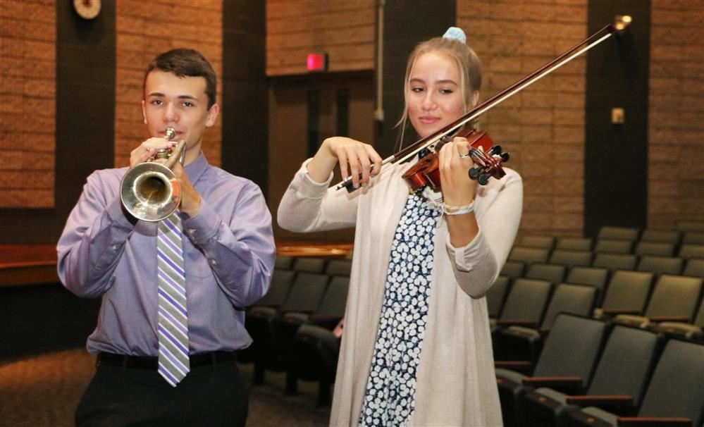 NYSSMA All-State Musicians