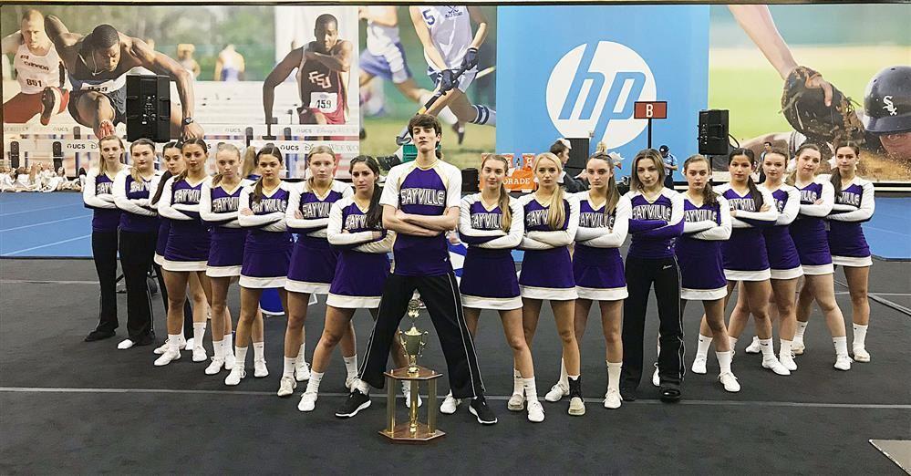 Cheerleaders pipes