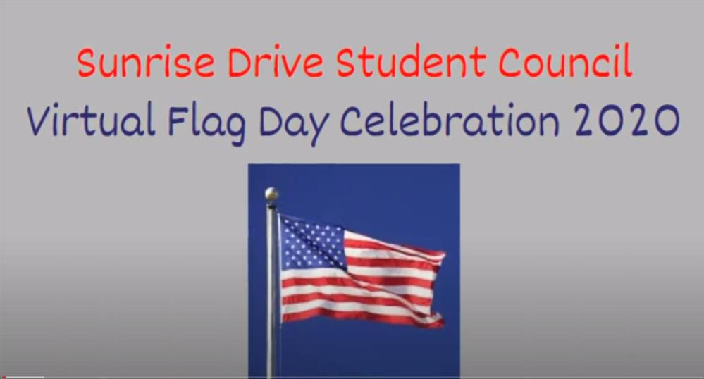 2020 Flag Day Celebration for Sunrise Drive