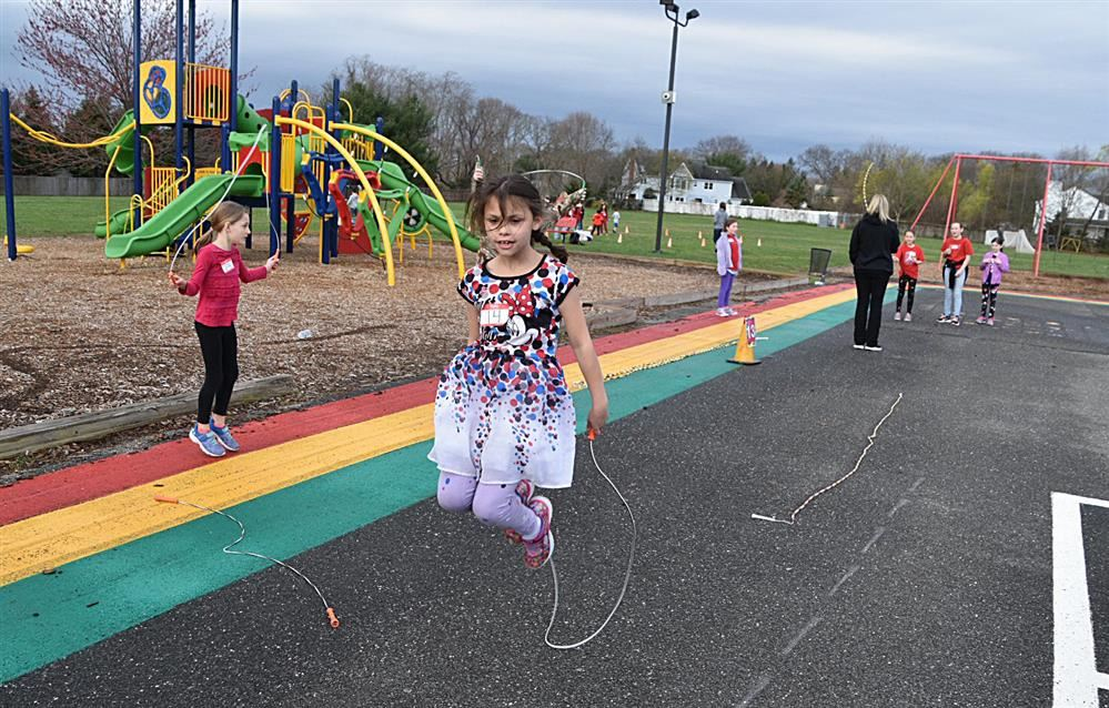 Jumping Rope for 2019 event