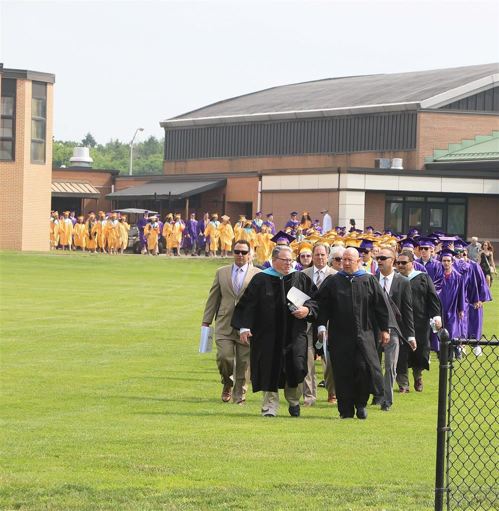 Class of 2019 Processional