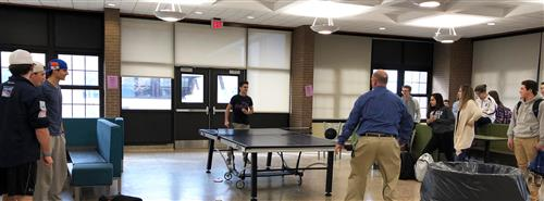 Ping Pong Tourney